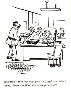 Cartoon Simplifying Procedures
