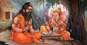 mahabharata-vyasa-ganesha